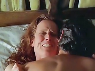 Sigourney Weaver gets fucked!