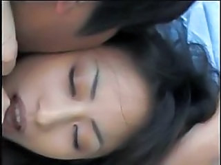 Fucking fun with perky tit Japanese girl