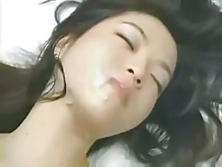 Korean Babe Moans in Satisfaction