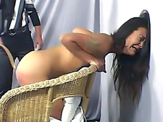 Caning Casting - Monica Matos