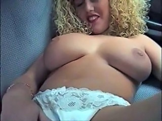 Her pussy gets really wet as she masturbates