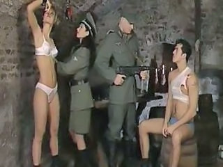 Russian prisoners having good fun