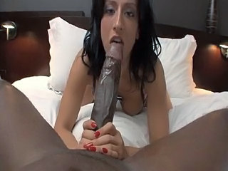 Amazing Big cock Blowjob Interracial Man Pornstar Pov