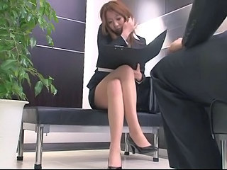 sex in the office scene...