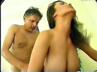 Dirty Busty Milf Fucked by...