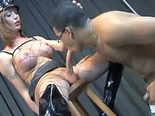massive dick shemale Cordoba fucks and gets fucked...wow...