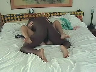 A Hot Wife getting BBC in the Morning