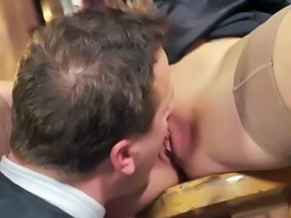 Clit Licking Pussy Shaved