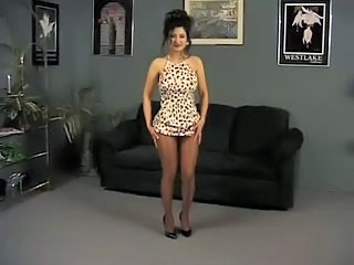 Pantyhose honey works magic