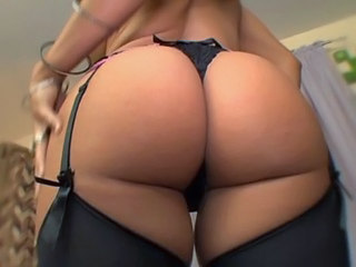 Ass Lingerie MILF