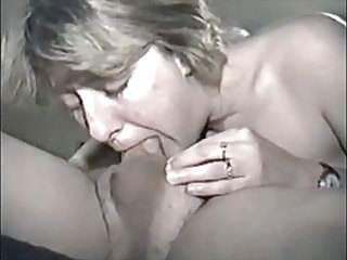 Milf Is A Top-notch Cock-sucker