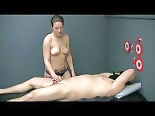 Hot Naked Girl Jerking His Fuck Stick