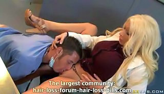 Big Tits Blonde Licking MILF Nurse Panty Pornstar Uniform