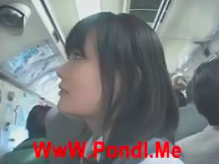 Asian Blowjob Bus Japanese Public