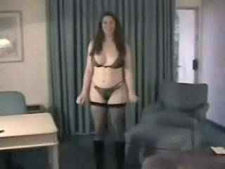 Nervous Milf Is Coached By Hubby