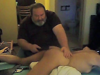Amateur Daddy Daughter Old and Young Spanking