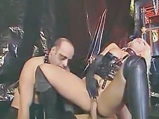 Fetish Groupsex Hardcore Latex Slave