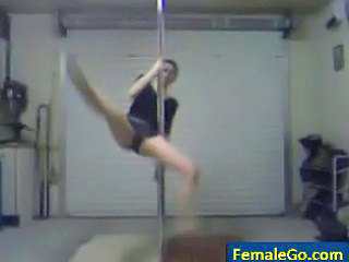 Amateur Homemade Stripper
