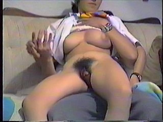 Amateur Big Tits Hairy Mature Pussy