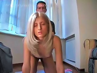 Blonde Doggystyle Hardcore Pornstar Small Tits Teen