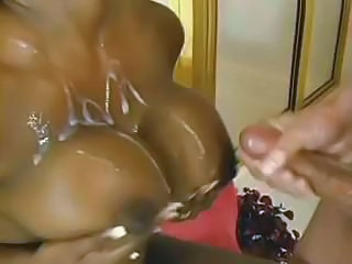 Busty Dominique Simone is tak...