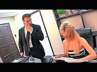 Victoria White Play Here Pussy Caught By Her Boss-1