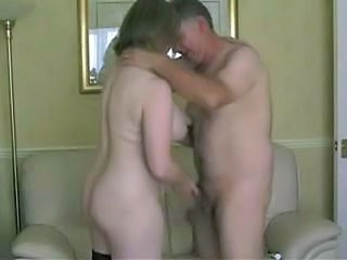 Watch my hot mom with my dad. Great stolen video