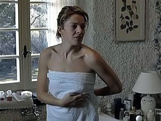 Claudia Gerini nude in The Unknown Woman (2006)