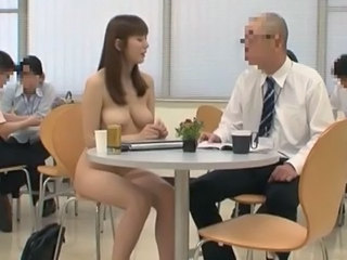 Cute Japanese Nudist Girl-2