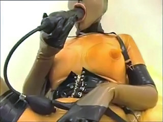 Bdsm Latex Toy