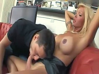 sexy shemale Pamela tops the guy really good...enjoy