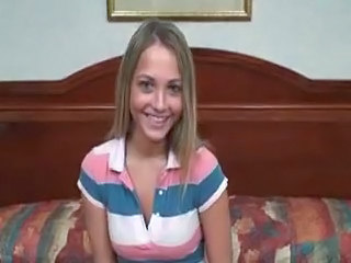 Amateur Blonde Cute Teen
