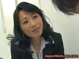 Natsumi Kitahara ass licks her guy part6