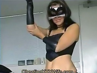 Wife Fists Her Tight Pussy