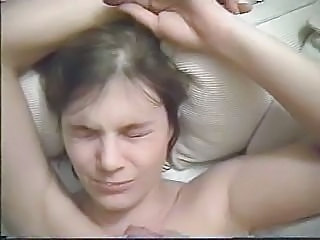 Anal Brunette Facial German Teen