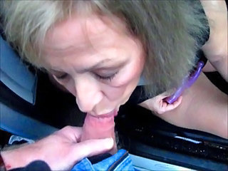 Blowjob Car Mature Pov