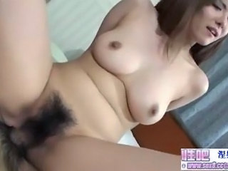 Asian Hairy Japanese MILF Natural