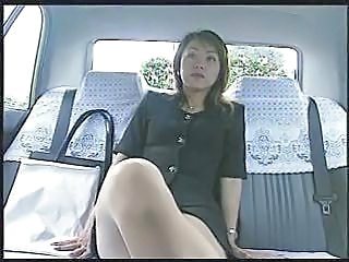 Amateur Asian Car Japanese MILF