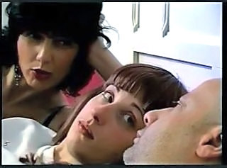 ITALIAN SEX 1 _: old+young teens threesomes