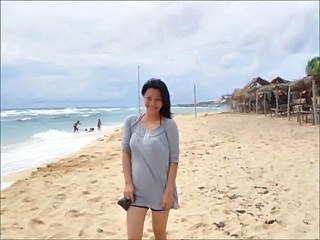 Asian Beach Cute Outdoor