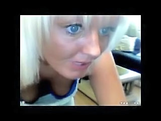 Blonde Mature Webcam