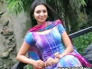 Hot indian girl shows all