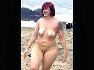 Amateur Beach Mature SaggyTits Tattoo