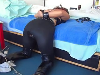Bdsm Latex Sclav