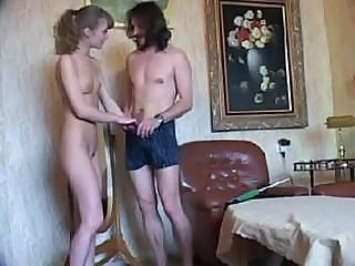 Pretty Russian Teen`s Pleasant Pussy Get...