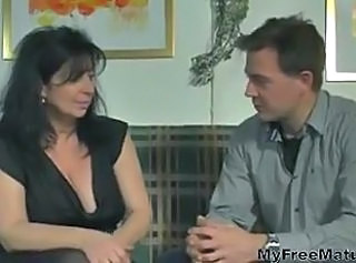 German Mature Mom