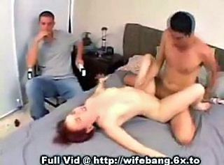 Housewife Fucked On Back