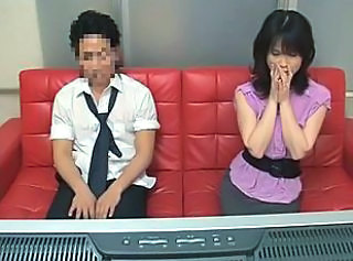 Japanese Mother and Son Temptation Part 2