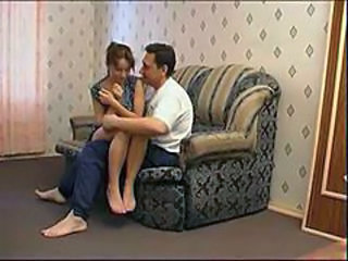 Amateur Daddy Daughter Russian