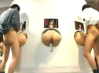 Japanese butt reality show!